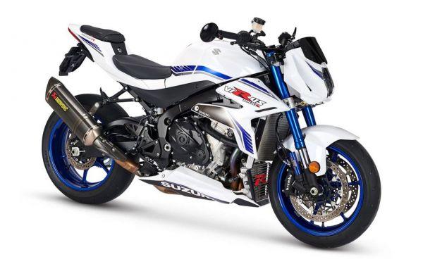 La Suzuki Virus 1000 R, plus de 200 chevaux