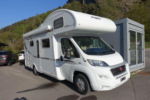 Nouveauté : camping-car en location